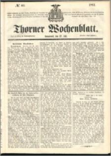 Thorner Wochenblatt 1861, No. 89