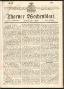 Thorner Wochenblatt 1861, No. 94