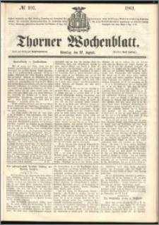Thorner Wochenblatt 1861, No. 102