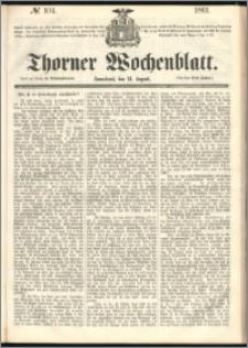 Thorner Wochenblatt 1861, No. 104