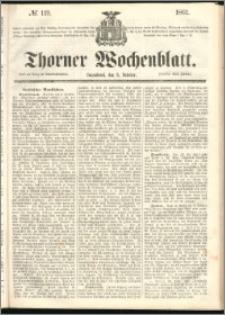 Thorner Wochenblatt 1861, No. 119