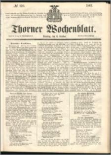 Thorner Wochenblatt 1861, No. 120