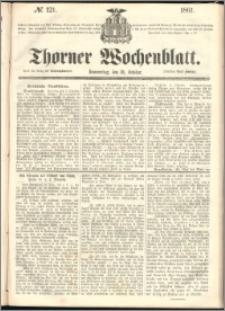 Thorner Wochenblatt 1861, No. 121