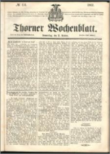 Thorner Wochenblatt 1861, No. 131