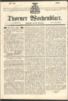 Thorner Wochenblatt 1861, No. 155