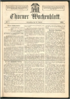 Thorner Wochenblatt 1862, No. 7