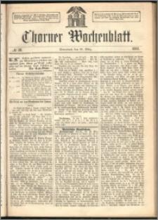 Thorner Wochenblatt 1862, No. 38