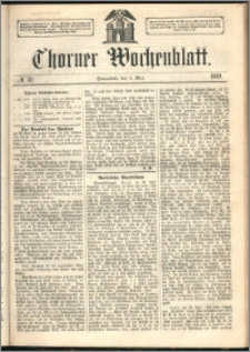 Thorner Wochenblatt 1862, No. 52