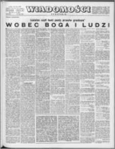 Wiadomości, R. 19 nr 22 (948), 1964