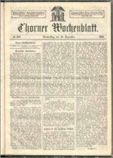 Thorner Wochenblatt 1862, No. 149 + Beilage