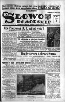 Słowo Pomorskie 1937.02.12 R.17 nr 34