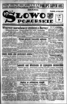 Słowo Pomorskie 1937.02.26 R.17 nr 46