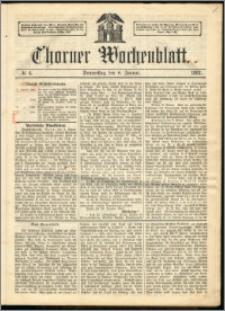 Thorner Wochenblatt 1863, No. 4