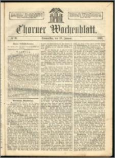 Thorner Wochenblatt 1863, No. 10