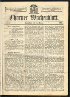 Thorner Wochenblatt 1863, No. 11