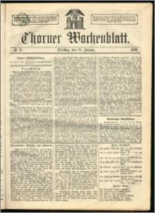 Thorner Wochenblatt 1863, No. 12