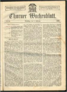 Thorner Wochenblatt 1863, No. 15