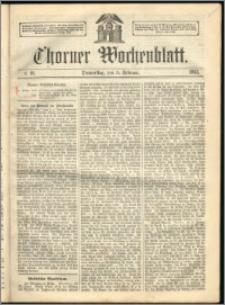 Thorner Wochenblatt 1863, No. 16