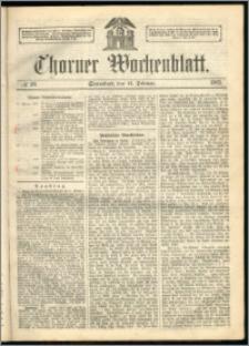 Thorner Wochenblatt 1863, No. 20