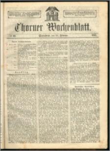 Thorner Wochenblatt 1863, No. 23