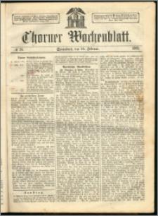 Thorner Wochenblatt 1863, No. 26
