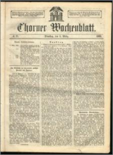 Thorner Wochenblatt 1863, No. 27