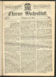 Thorner Wochenblatt 1863, No. 28