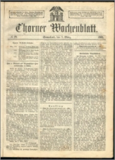Thorner Wochenblatt 1863, No. 29
