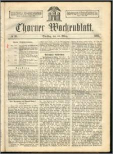 Thorner Wochenblatt 1863, No. 30