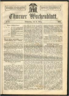 Thorner Wochenblatt 1863, No. 31