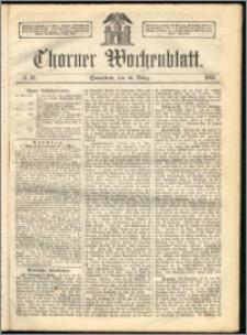 Thorner Wochenblatt 1863, No. 32