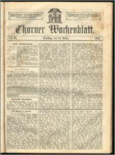 Thorner Wochenblatt 1863, No. 36