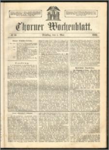 Thorner Wochenblatt 1863, No. 53