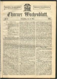 Thorner Wochenblatt 1863, No. 57