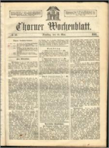 Thorner Wochenblatt 1863, No. 59