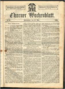 Thorner Wochenblatt 1863, No. 61 + Extra Beilage