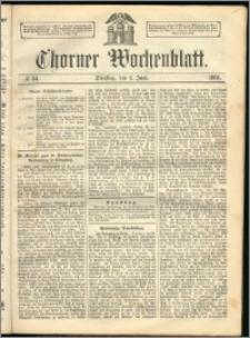 Thorner Wochenblatt 1863, No. 64