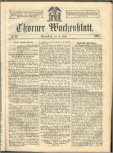 Thorner Wochenblatt 1863, No. 66