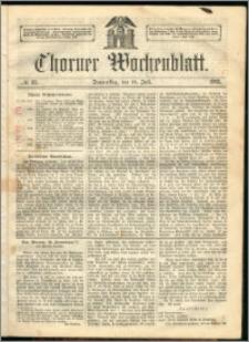 Thorner Wochenblatt 1863, No. 83