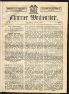 Thorner Wochenblatt 1863, No. 86