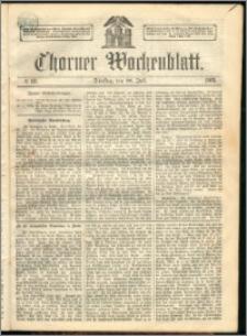 Thorner Wochenblatt 1863, No. 88