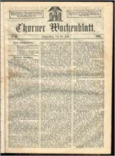 Thorner Wochenblatt 1863, No. 89