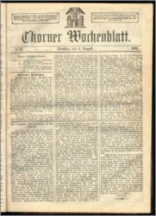 Thorner Wochenblatt 1863, No. 91