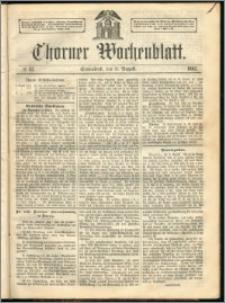 Thorner Wochenblatt 1863, No. 93
