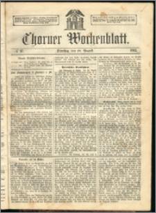 Thorner Wochenblatt 1863, No. 97