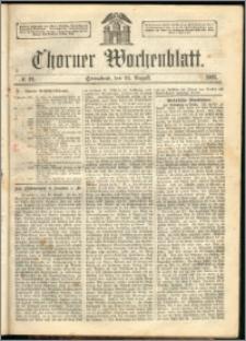 Thorner Wochenblatt 1863, No. 99