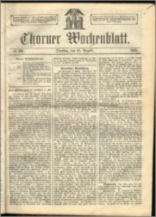 Thorner Wochenblatt 1863, No. 100