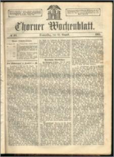 Thorner Wochenblatt 1863, No. 101