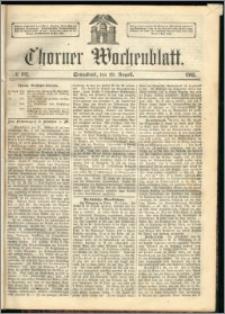 Thorner Wochenblatt 1863, No. 102