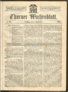 Thorner Wochenblatt 1863, No. 106